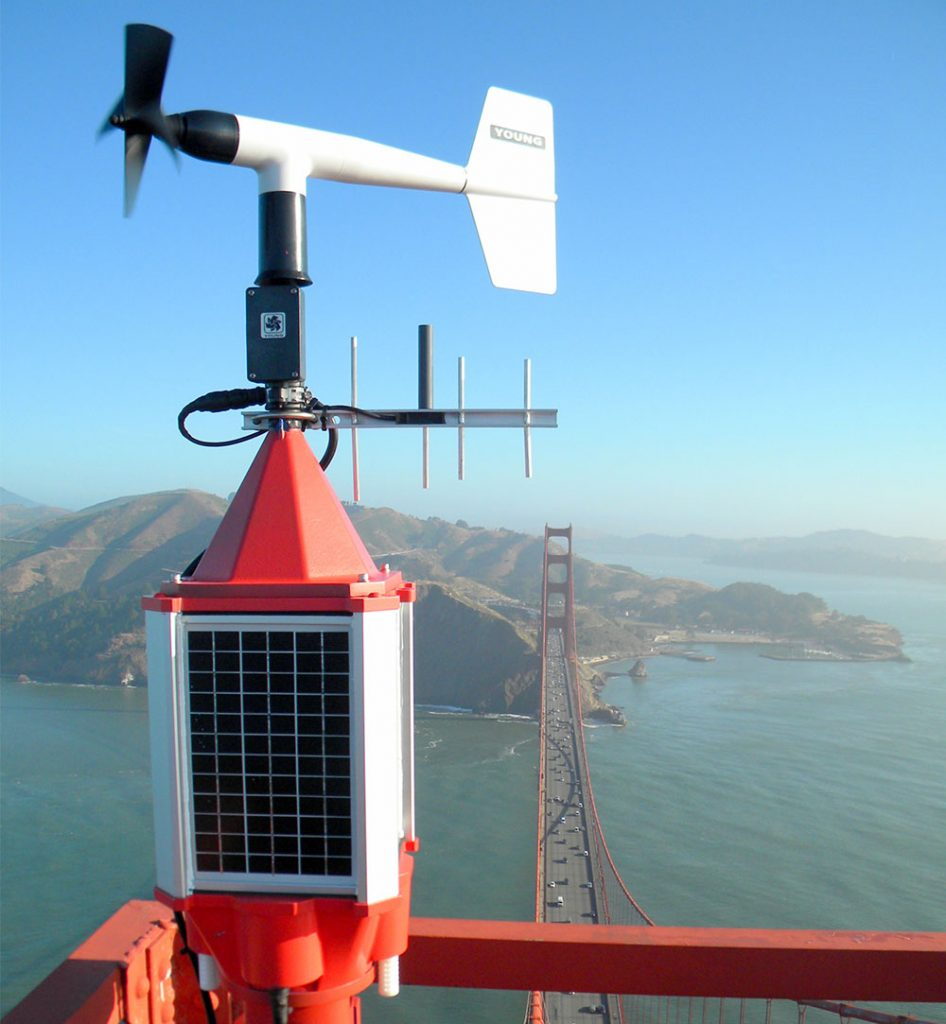Weather-Monitoring-Devise-Mounted-for-Americas-Cup-Rac